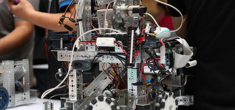 Advance Robotics Control